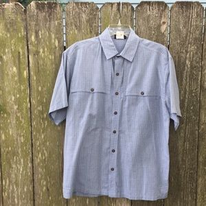 Patagonia Vented Button Shirt Medium ECU